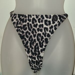 Body  Bikini Bottom Size L